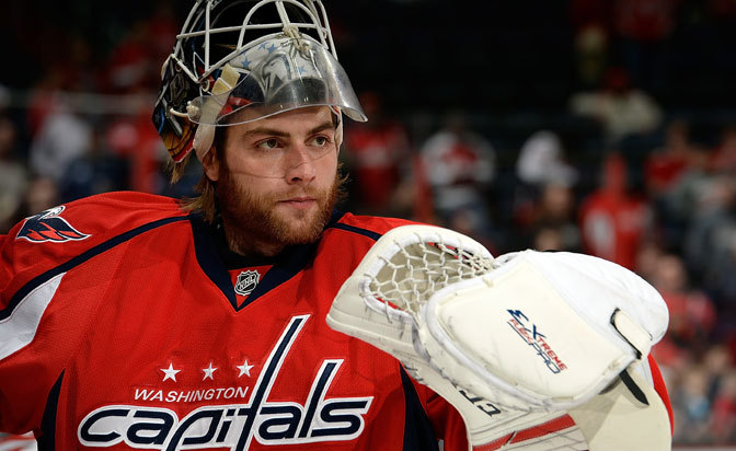 How Much Credit Should Mitch Korn Receive For Holtby S 2014 2015 Season Trotz S Answer Here Nova Caps