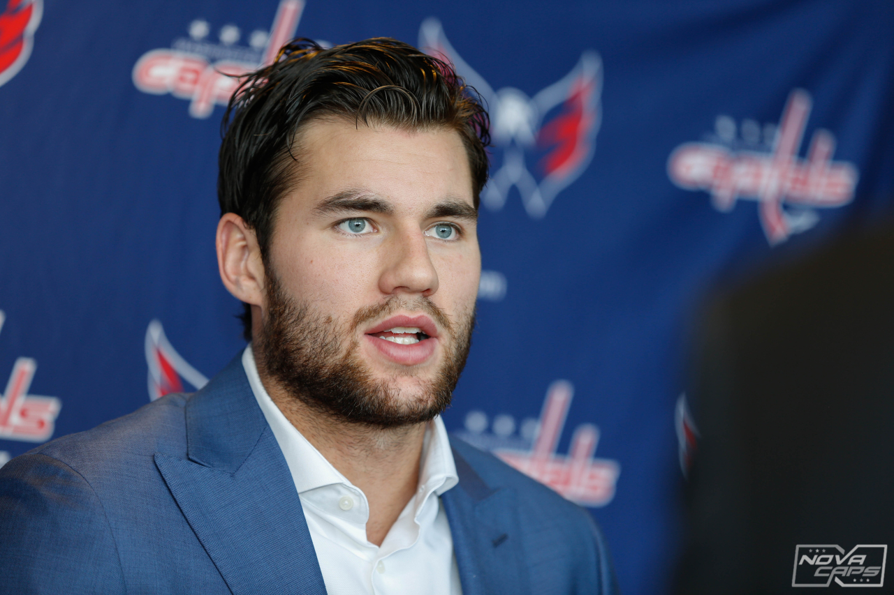 Physical Value Tom Wilson Fisticuffs And A Personal Look Back Nova Caps