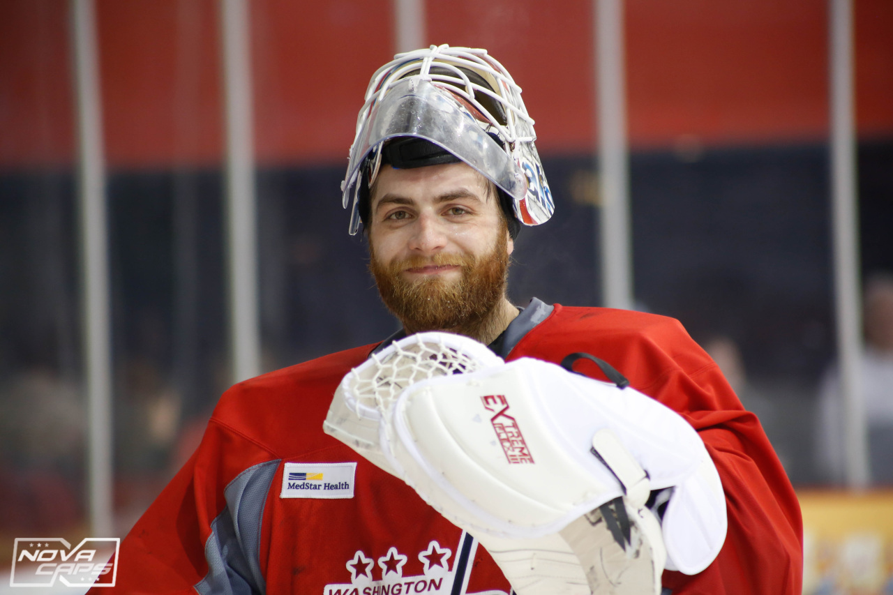 Braden Holtby On Possibly Signing A Contract Extension With Capitals This Summer I Would Love That Nova Caps