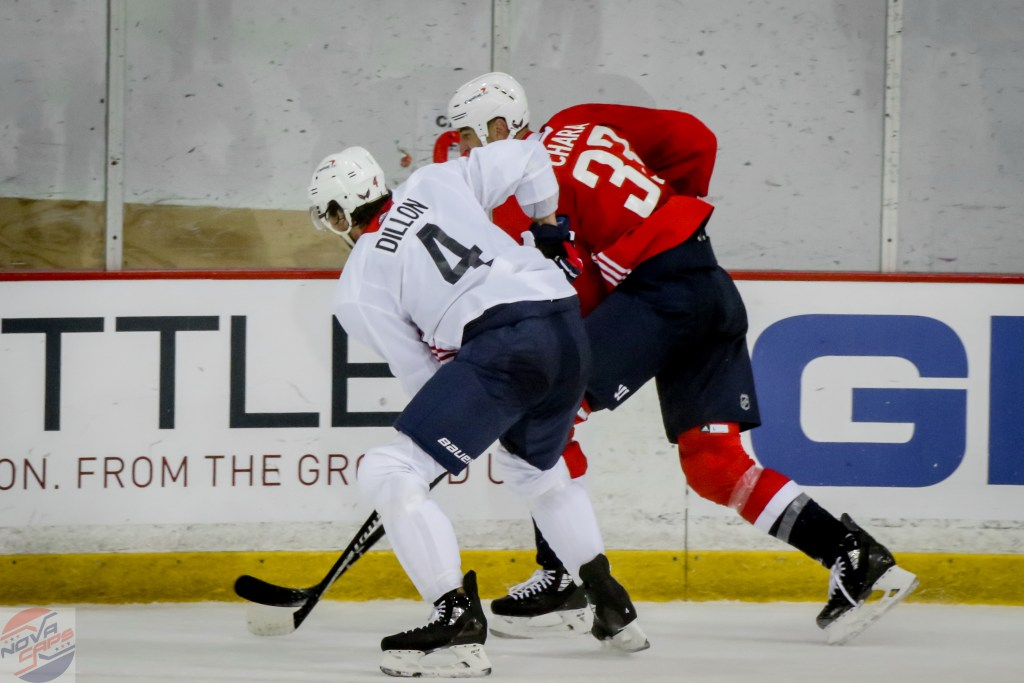Changes To Defense Tom Wilson Is Listed As Day To Day And Daniel Carr Connor Mcmichael And Martin Fehervary Skate With Main Group Saturday S Practice Report Nova Caps